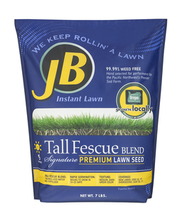 JB Instant Lawn Tall Fescue Seed